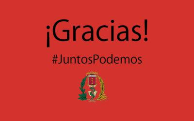 El Colegio Oficial de Médicos de Cuenca agradece las donaciones aportadas
