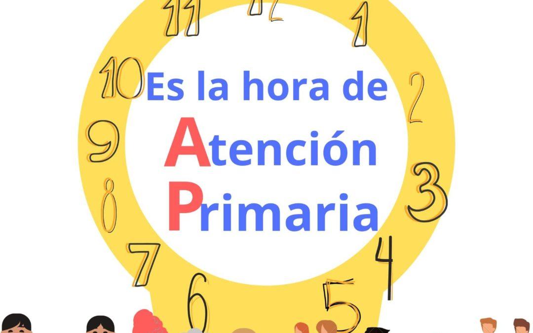 Comunicado del Foro de AP por el Día de la Atención Primaria