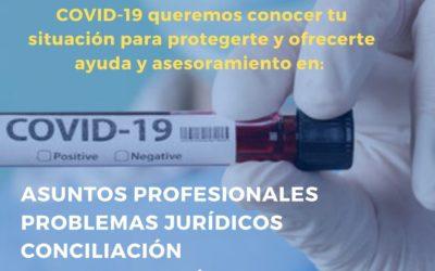 Formulario de Registro de Médicos afectados por el Covid-19