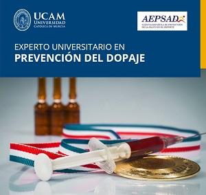 Experto Universitario en Prevención del Dopaje