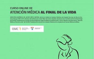 Curso online de Atención al Final de la Vida