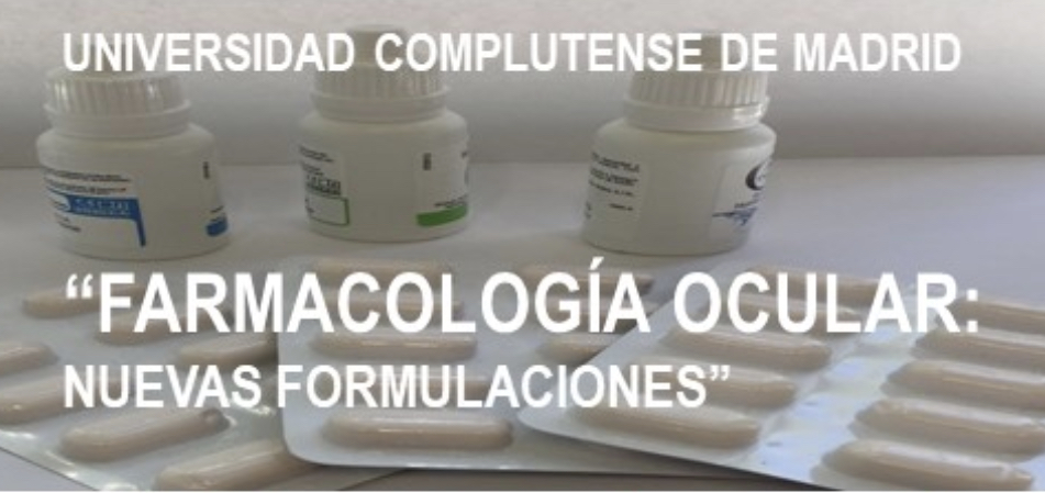 Curso de Experto en Farmacología Ocular