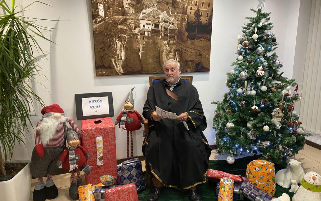 El ICOMCU suspende su tradicional Fiesta Infantil de Navidad, pero pone a disposición de los más pequeños un Buzón Real y un Concurso de Tarjetas Navideñas