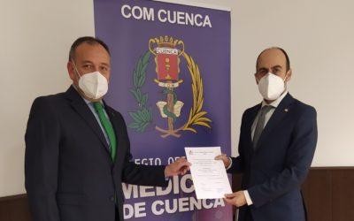 La Junta Directiva del Colegio de Médicos toma posesión de sus cargos