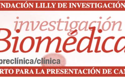 Premios Fundación Lilly de Investigación Biomédica