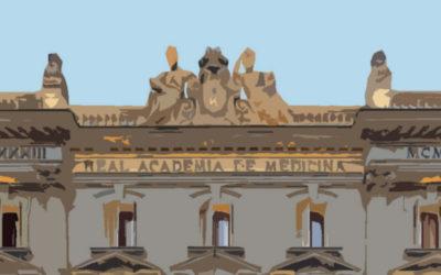 I Premio de Pintura. Real Academia Nacional de Medicina de España